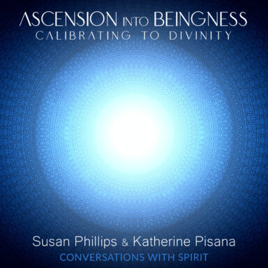 Ascension into Beingness Meditation - cover art