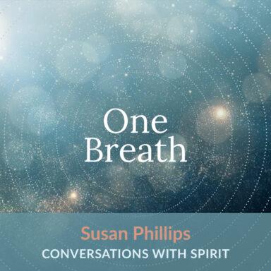 One Breath Meditation - cover art - no border