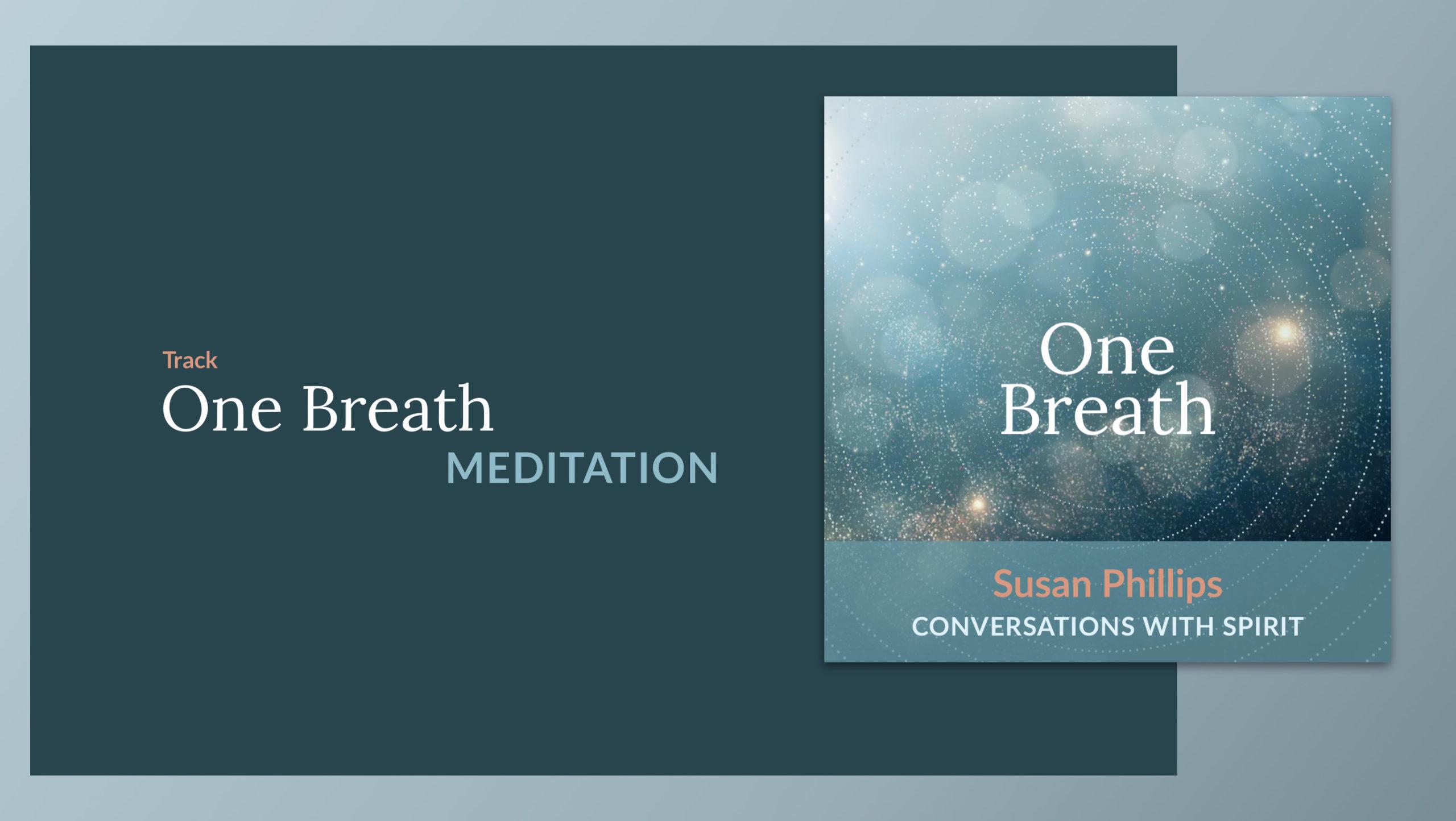 Track Art - One Breath