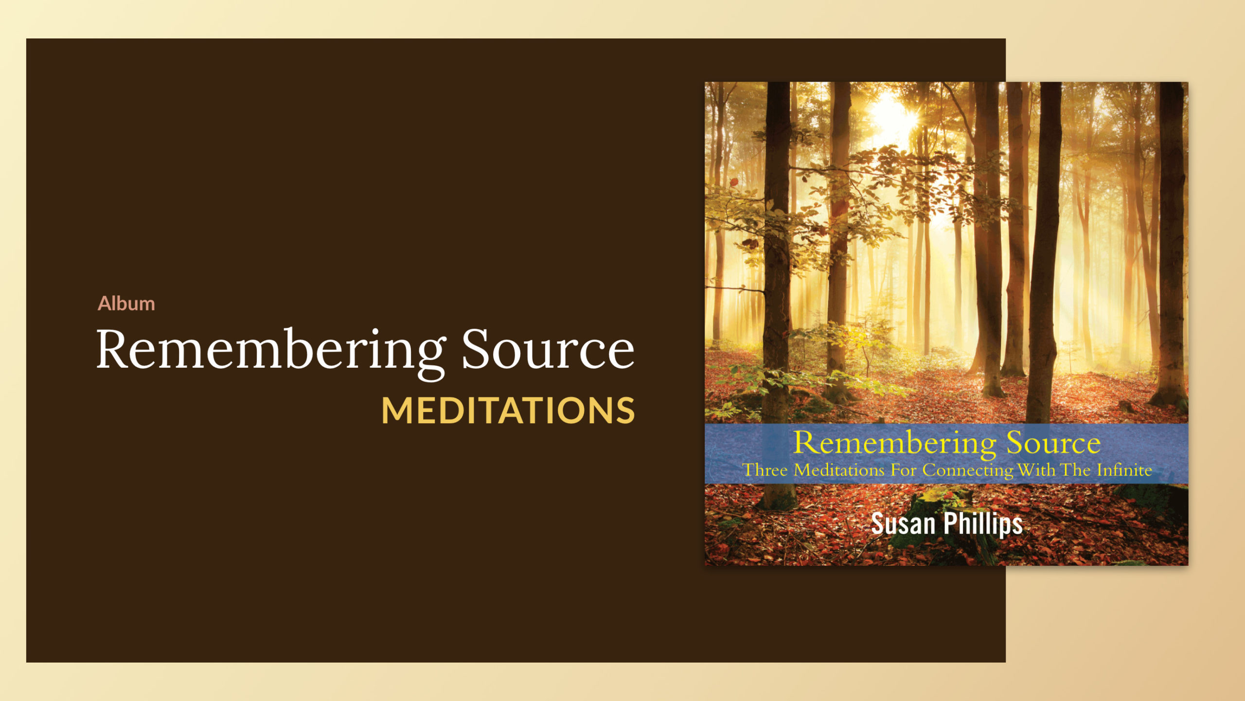 Remembering Source: an album of meditations