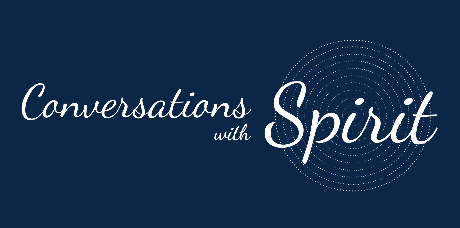 Conversations with Spirit logo header