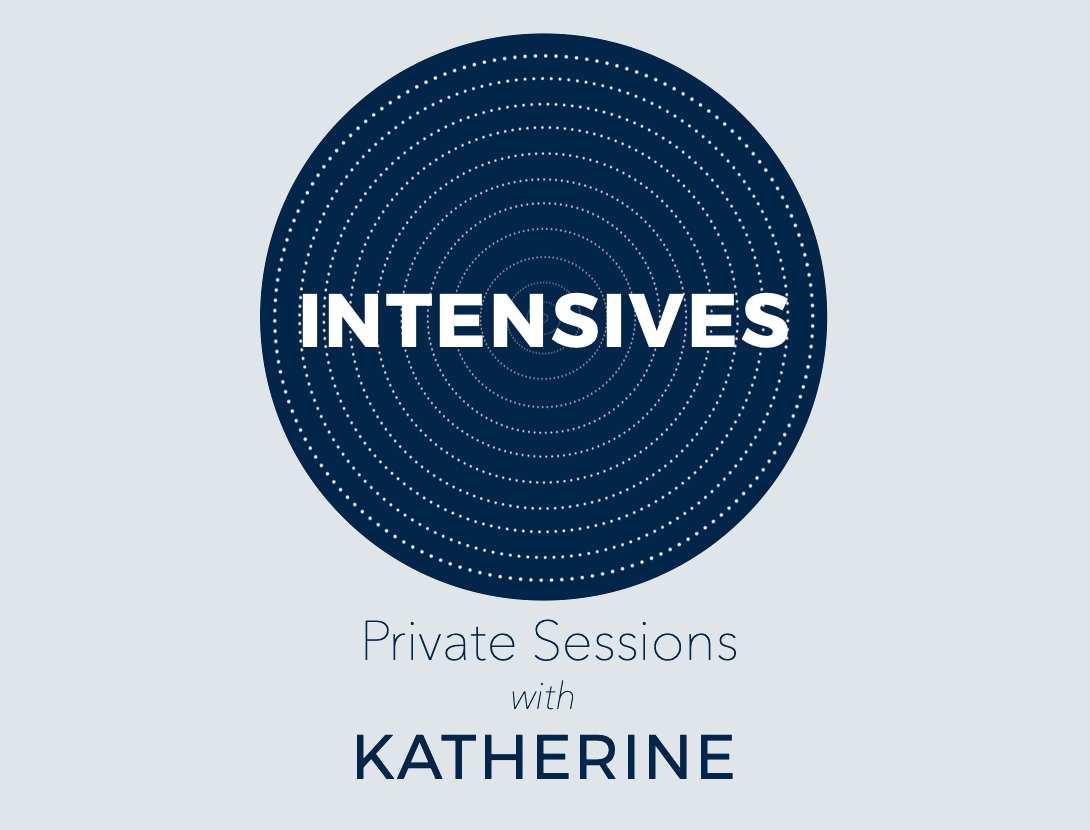 Intensives with Katherine - Spiritual counselling - Spirituality of Remembering