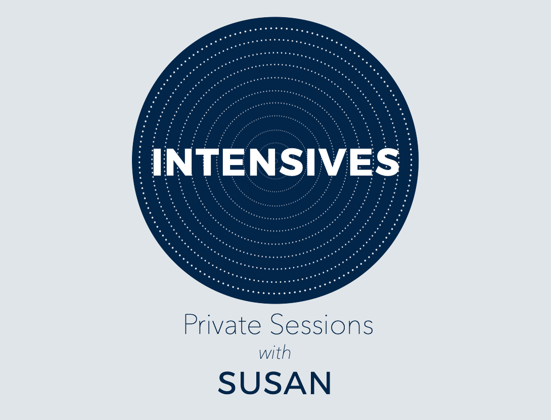 Intensives with Susan - Spiritual counselling - Spirituality of Remembering