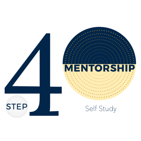 Conversations with Spirit - Step 4 - Mentorship - Spiritual counselling - Spirituality of Remembering