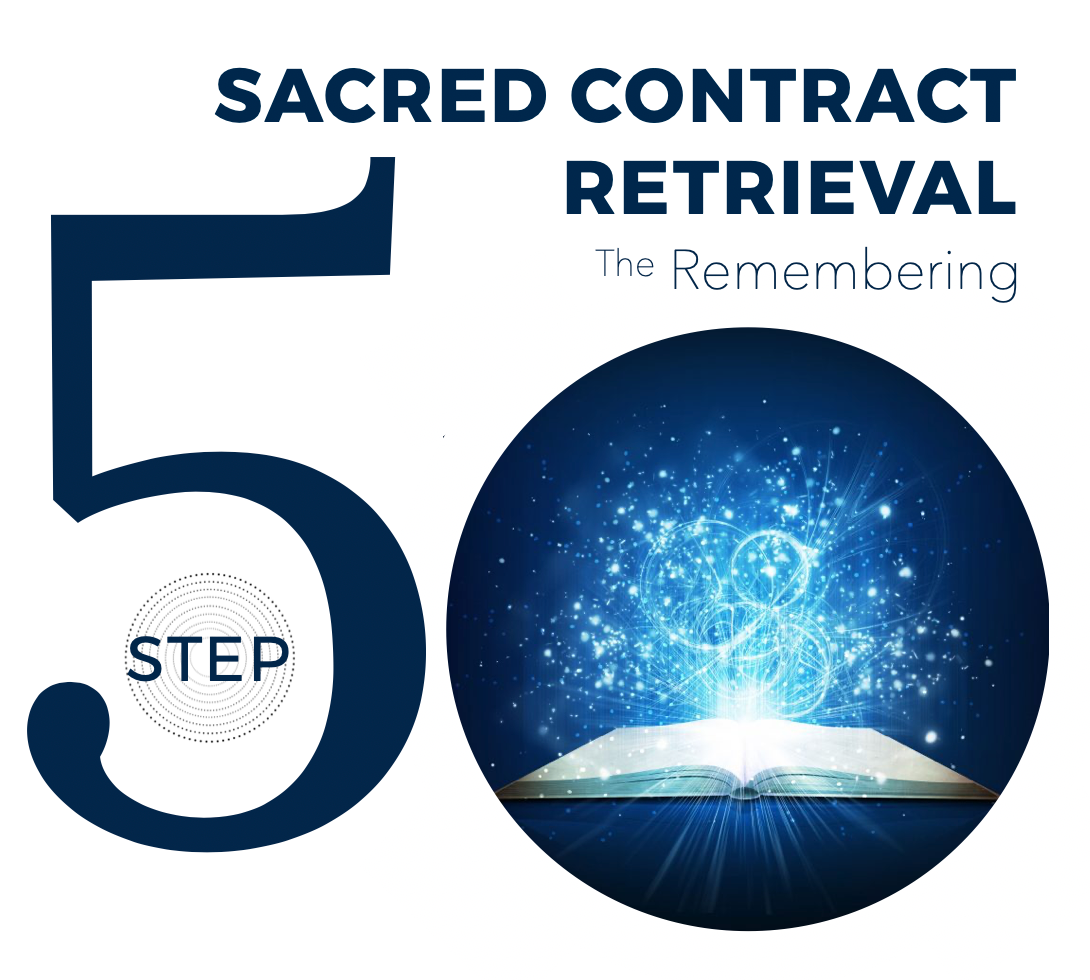 Conversations with Spirit - Step 5 - Sacred Contract Retrieval - Spirituality of Remembering