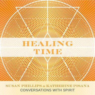 Healing Time Meditation - cover art