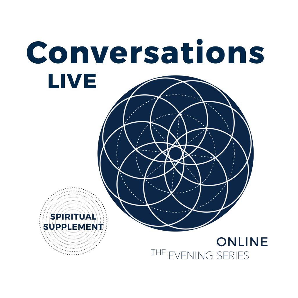 Conversations Live Online Evening Series Dates