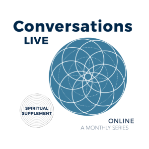 Conversations Live (Group Spiritual counselling) - Online