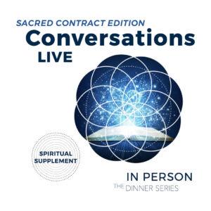 Conversations Live 2021 Evening Series Dates - SCR Edition