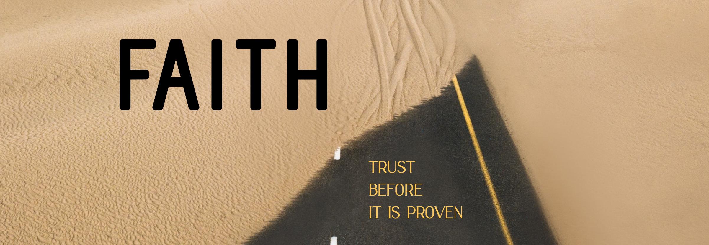 40 Days in the Desert
