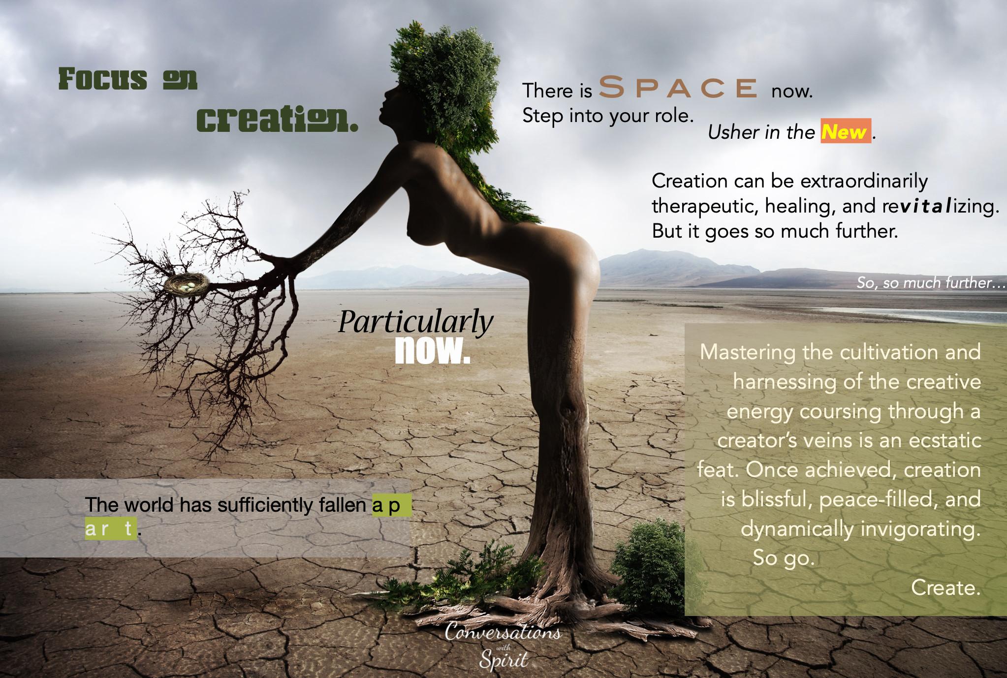 Go Create.