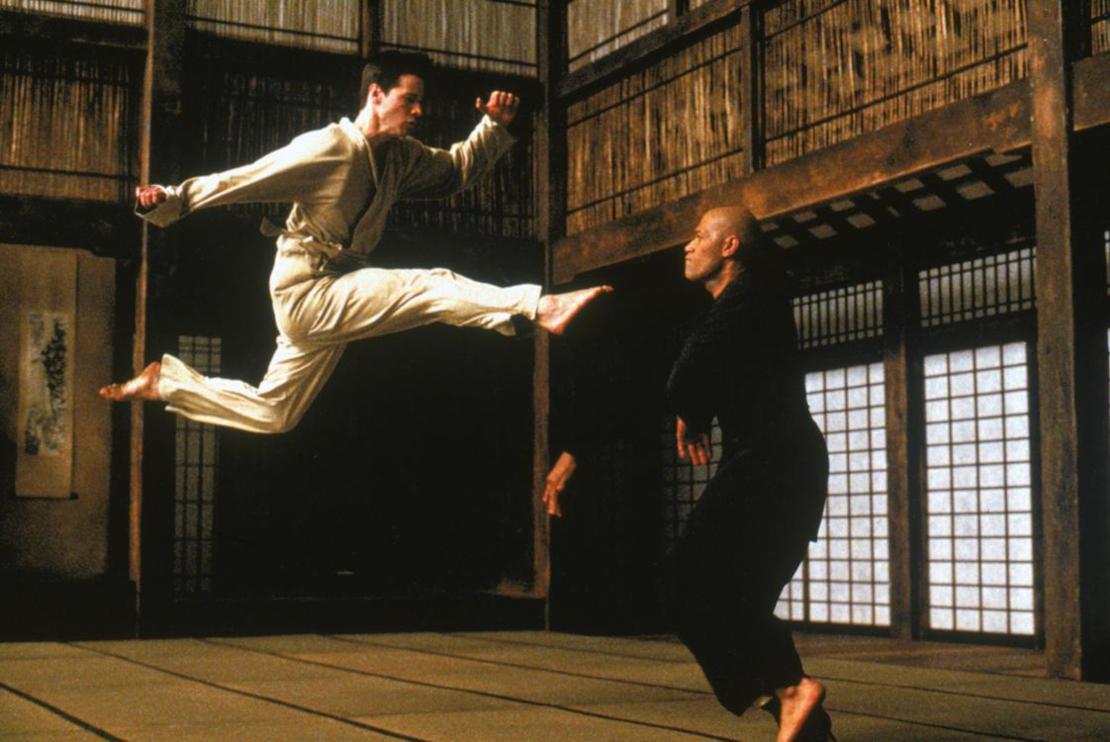 The Matrix – Dojo