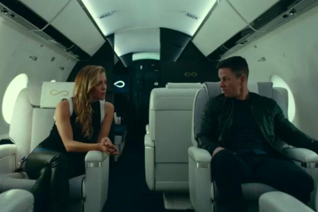 Infinite (movie) – Plane