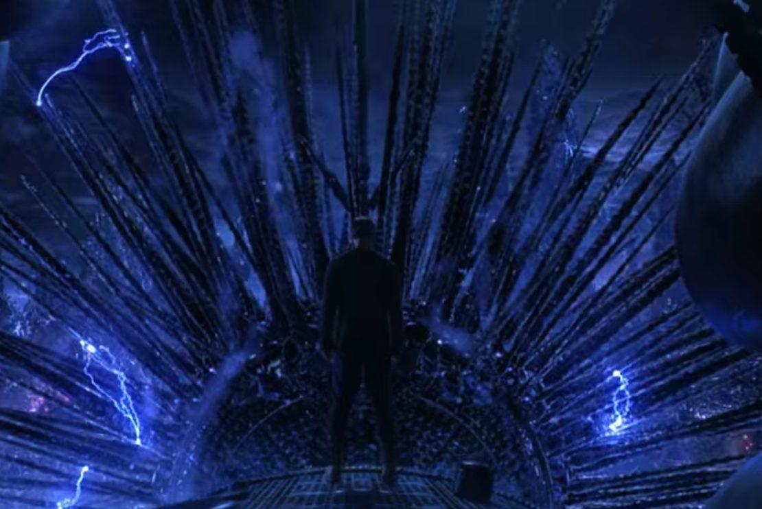 The Matrix Revolutions – Spike