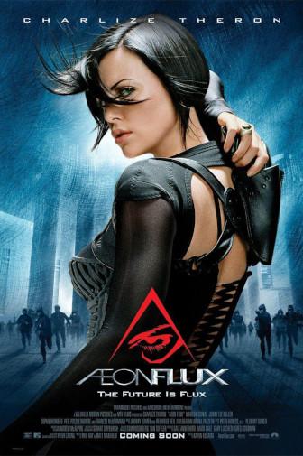 Aeon Flux - movie