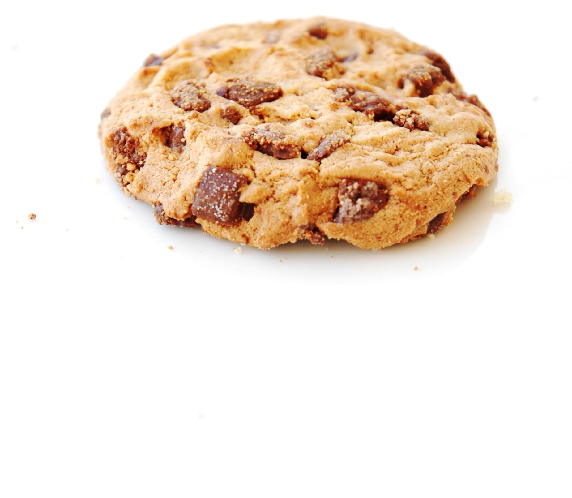 Cookie for breakfast