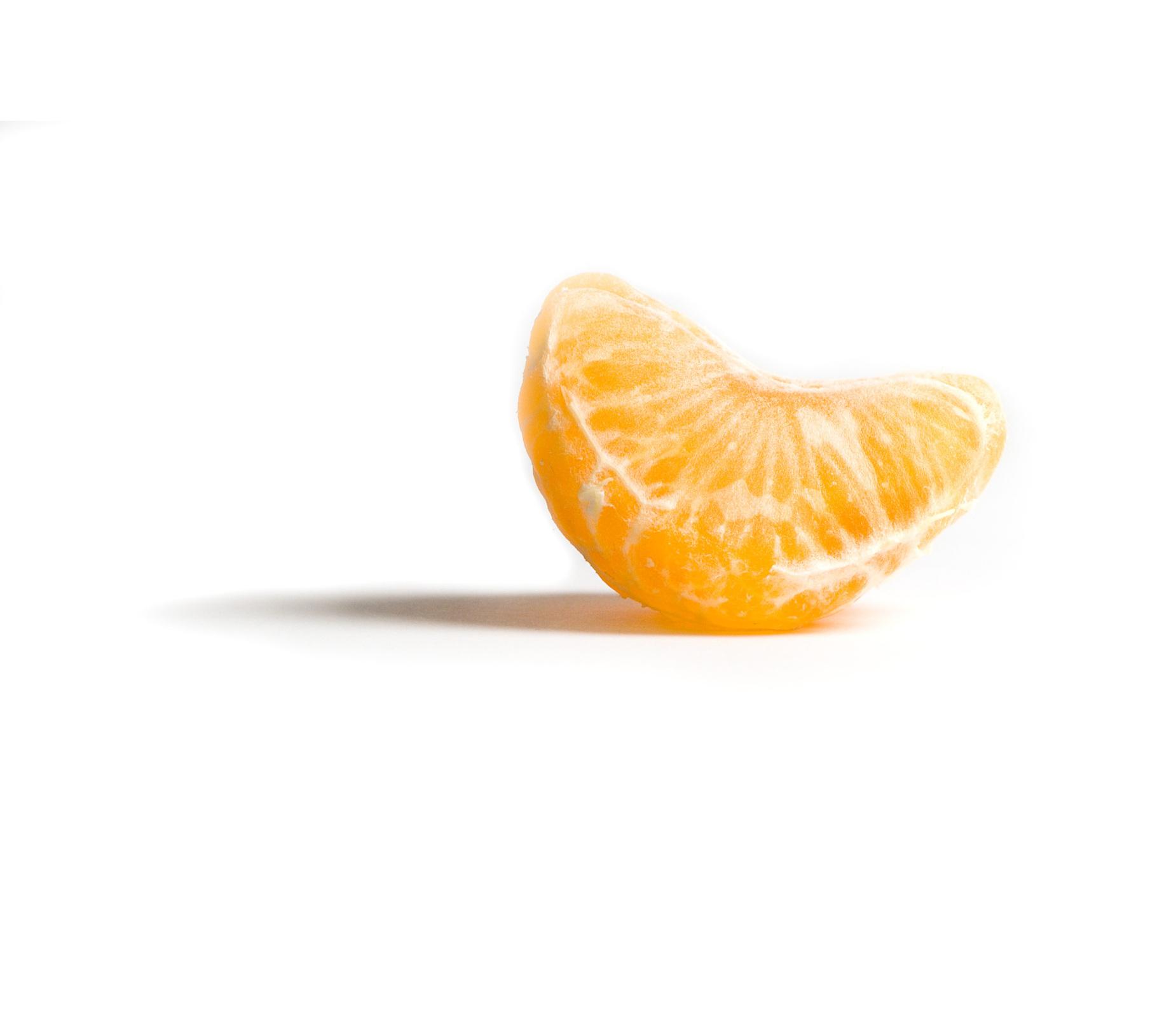 Tangerine for breakfast